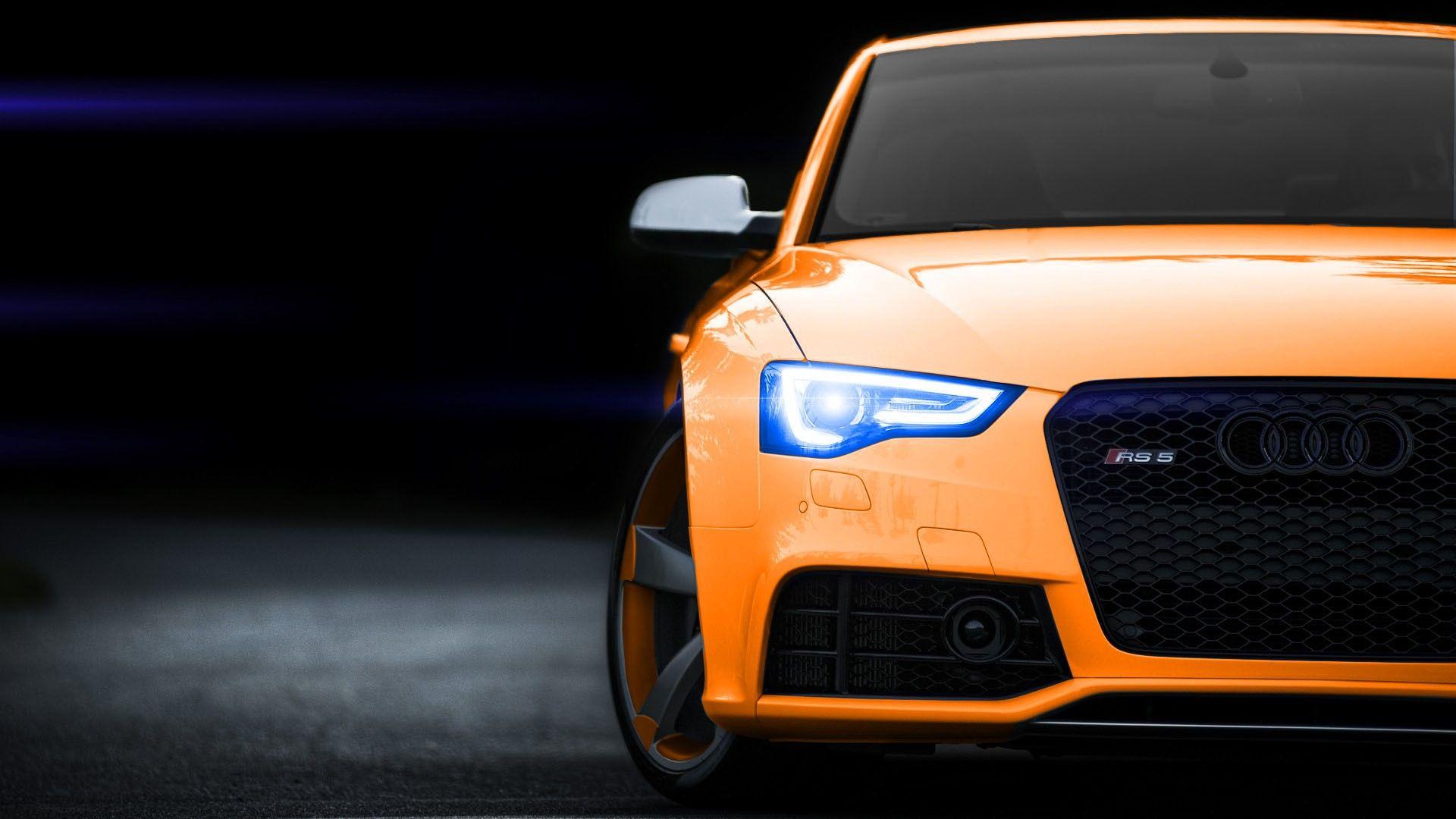 Cars Orange Audi Audi Rs5 Audi Rs5 Audi Audi Rs