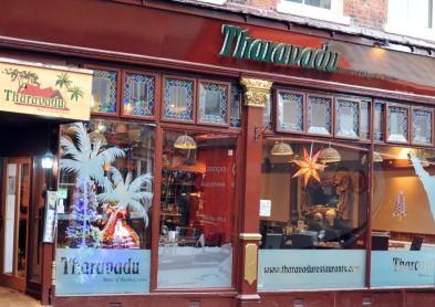 Restaurant Review Tharavadu Leeds City Centre Reviews Yorkshire Evening Post