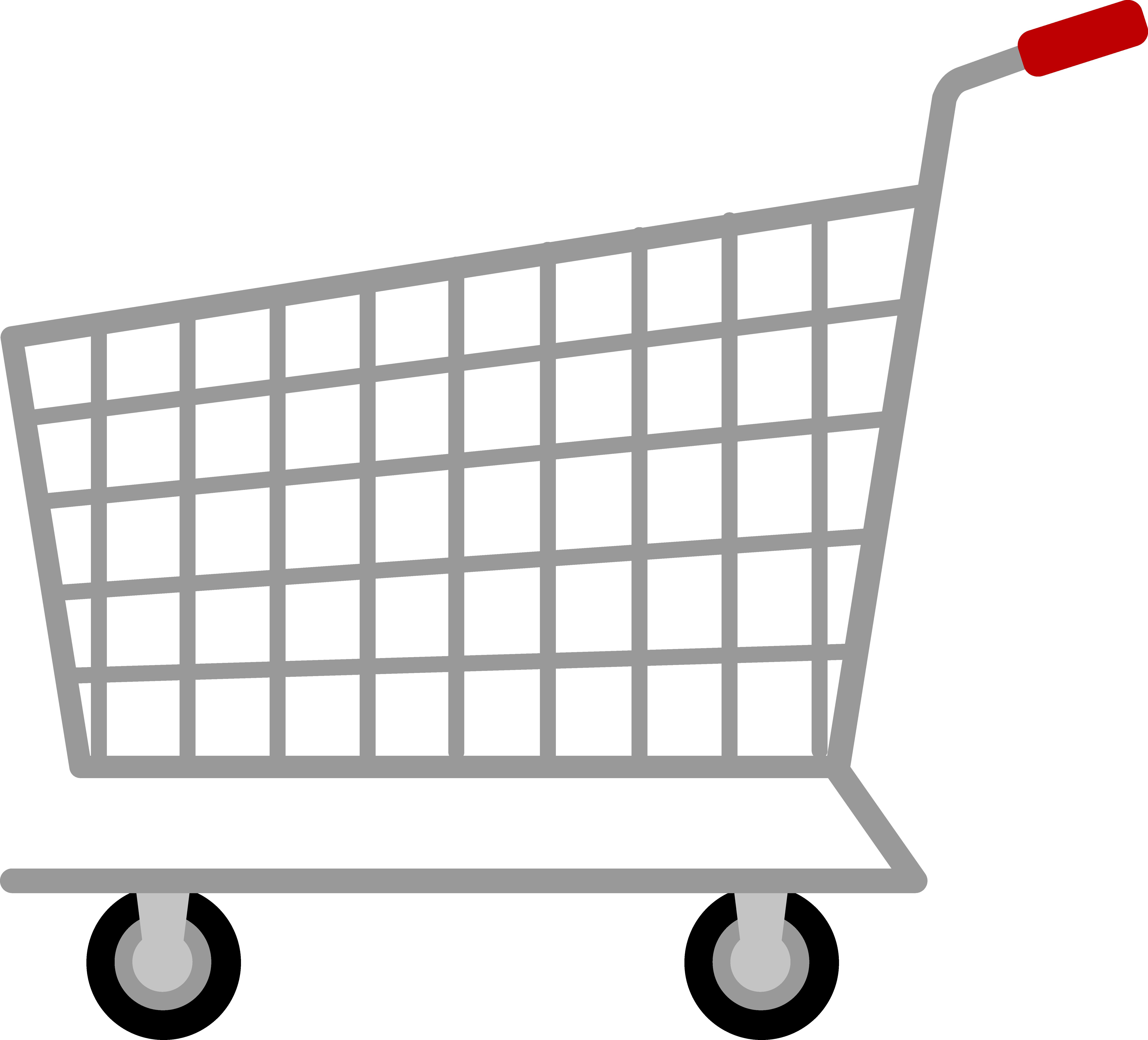 Clip Art Shopping Free Clip Art