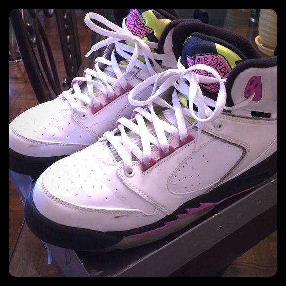 Jordan 60plus Minor scuffs size 6.5 youth (women's size 8) Nike Shoes Sneakers