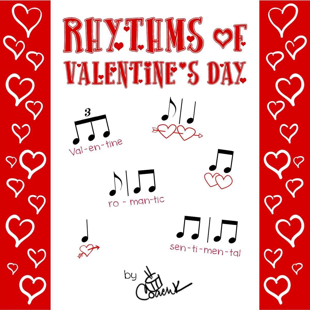 Valentine S Day Rhythms