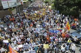 En Venezuela opositores y oficialistas salen a las calles | NOTICIAS AL TIEMPO