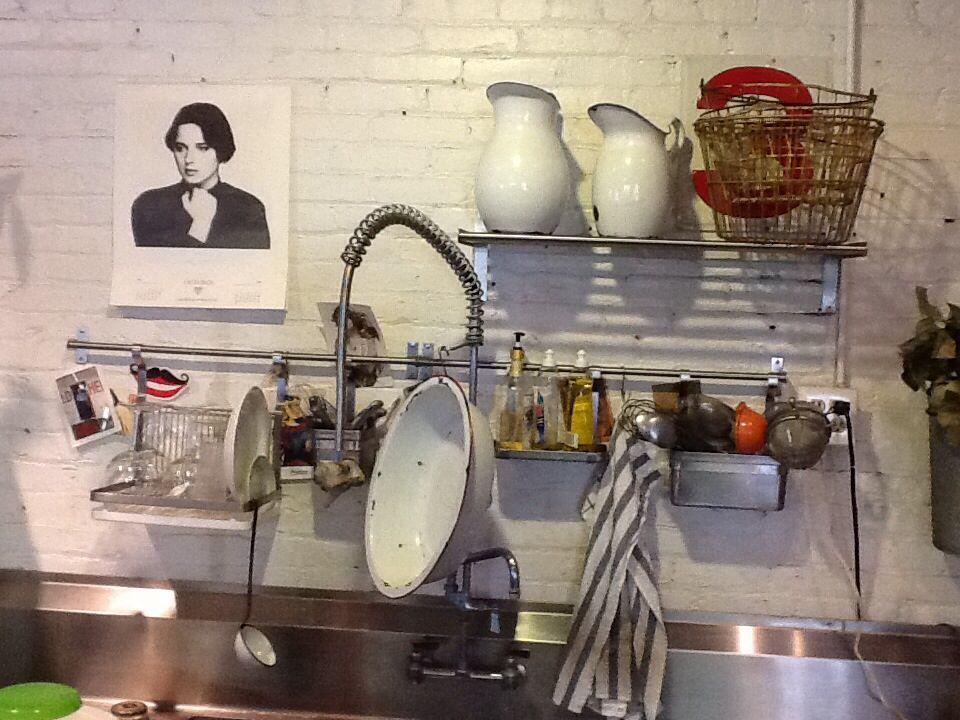 Jeannie's kitchen