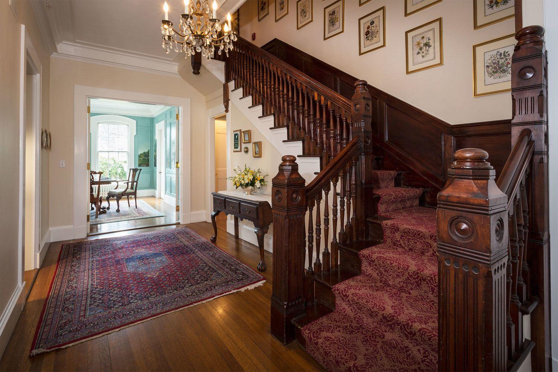 La Farge Perry House Bed & Breakfast Newport, RI House