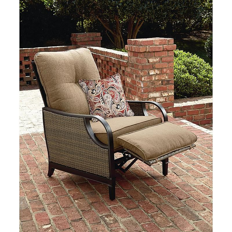 La Z Boy Outdoor Dchl Rc Charlotte Recliner Limited Availability Sears Outlet