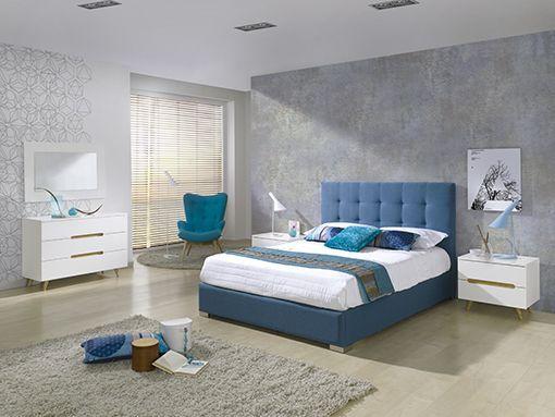 BELEN bedroom - DUPEN wwwexportdupenes/ #bed #bedroom #furniture