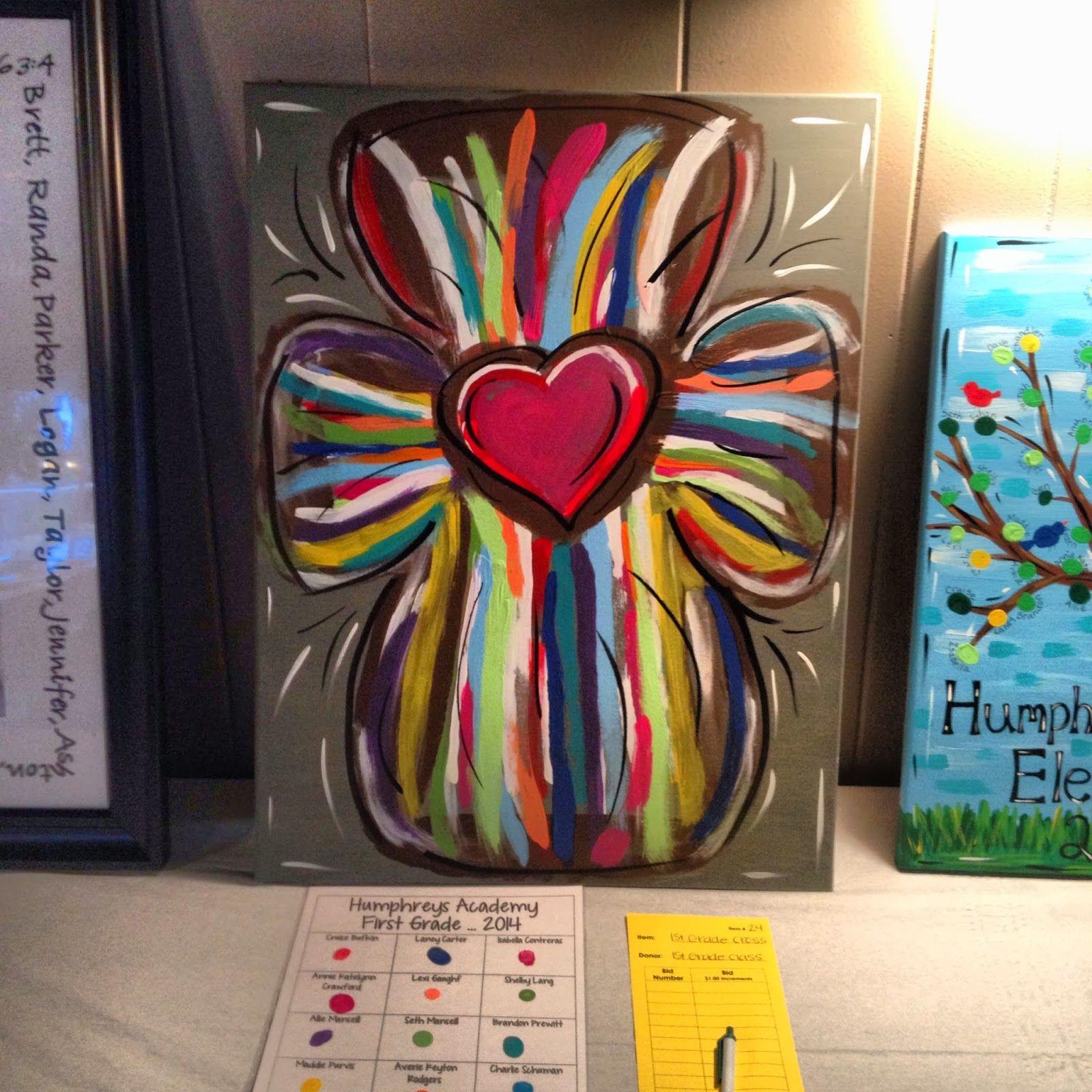 each kids picks a color and paints a part... use thumbprints to show ...