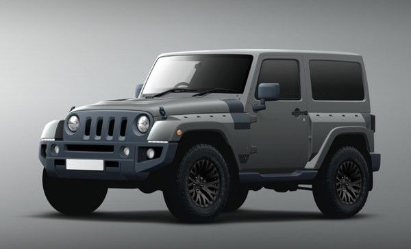 Land Rover Defender Would Make Jeep Wrangler Look Old Jeep