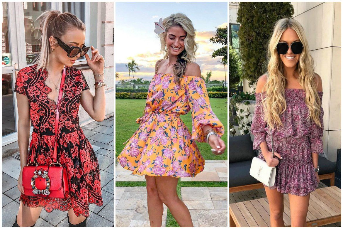 Spring Outfits That Are Classic  Spring Fashion forward and Summer