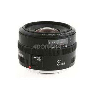 Canon Ef 35mm F 2 Wide Angle Lens For Canon Slr Cameras Canon 35mm Wide Angle Lens Wide Angle