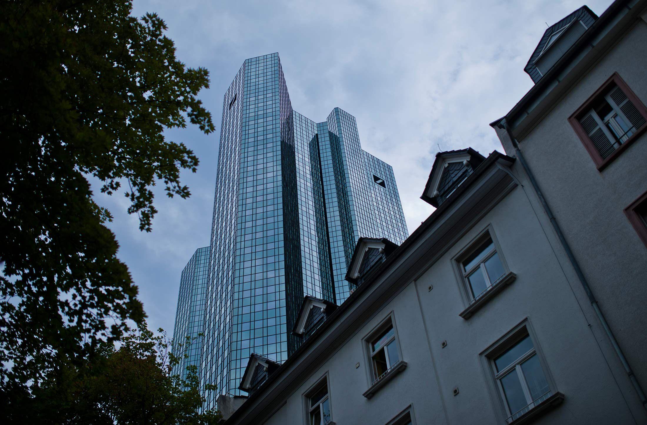 Deutsche Bank WhistleBlower Spurns 8 Million SEC Reward