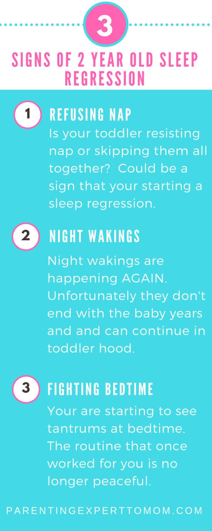 How To Get My 2 Year Old To Sleep Through