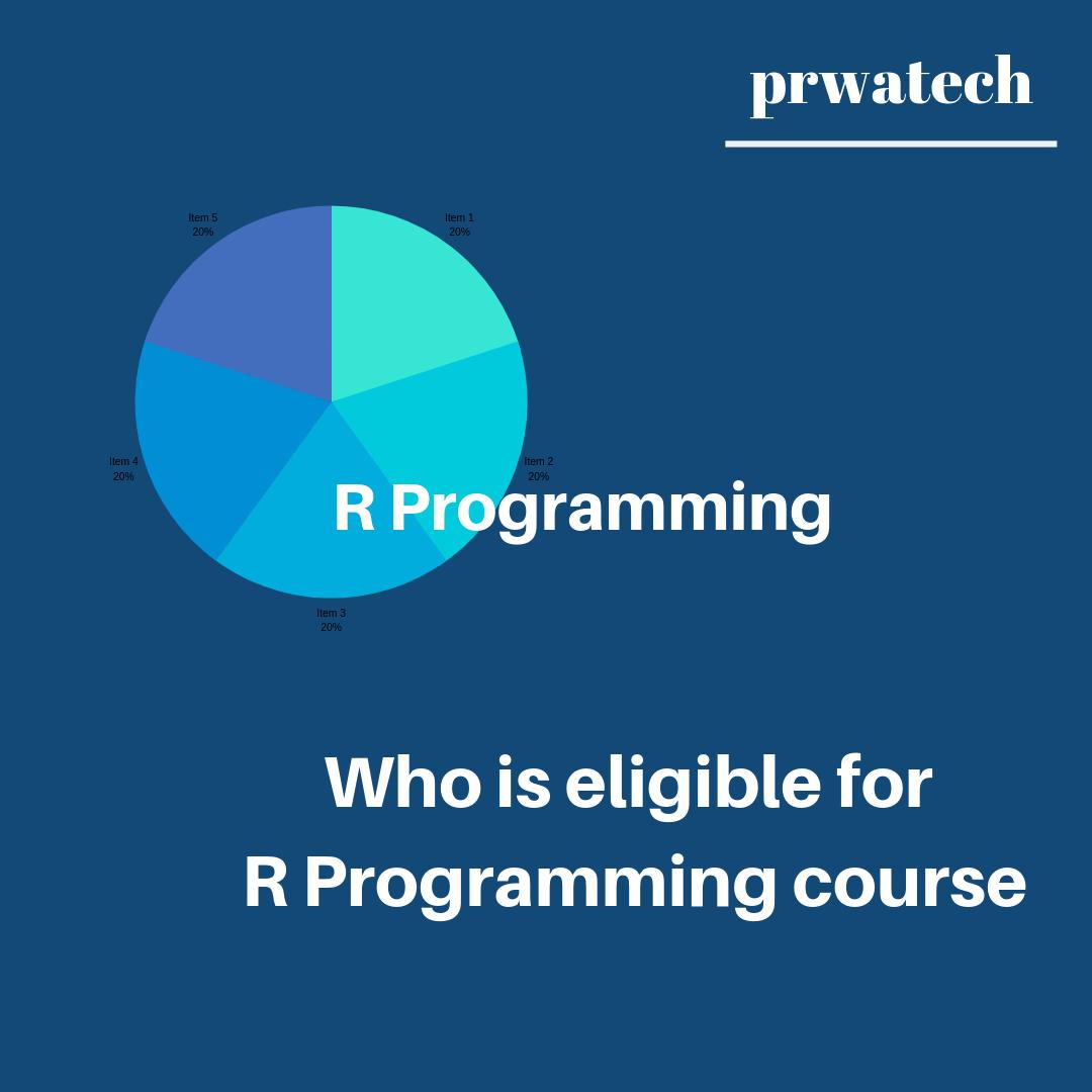 We Prwatech, India's Finest R Programming Training