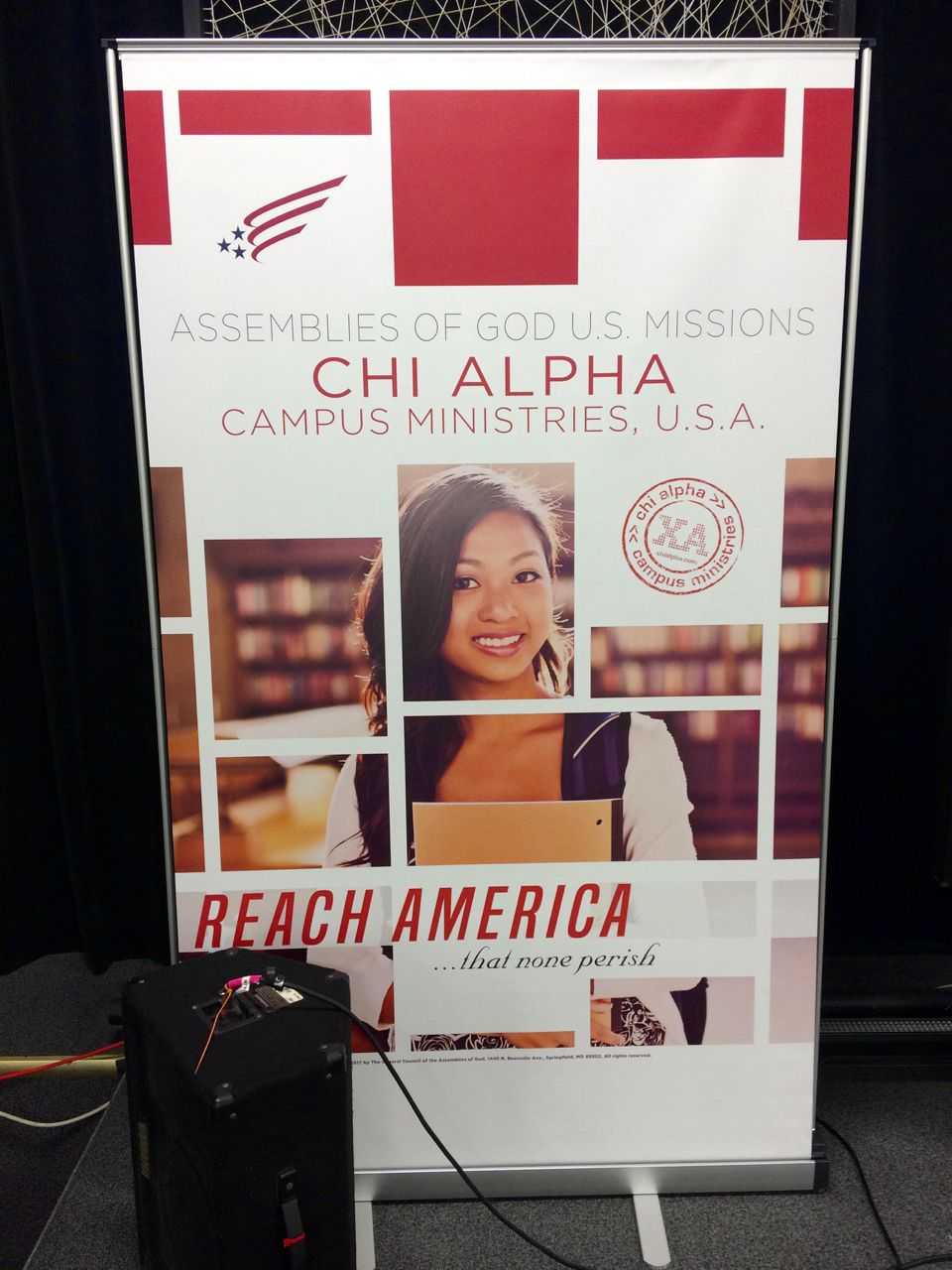 Assembly of god home missions chi alpha campus