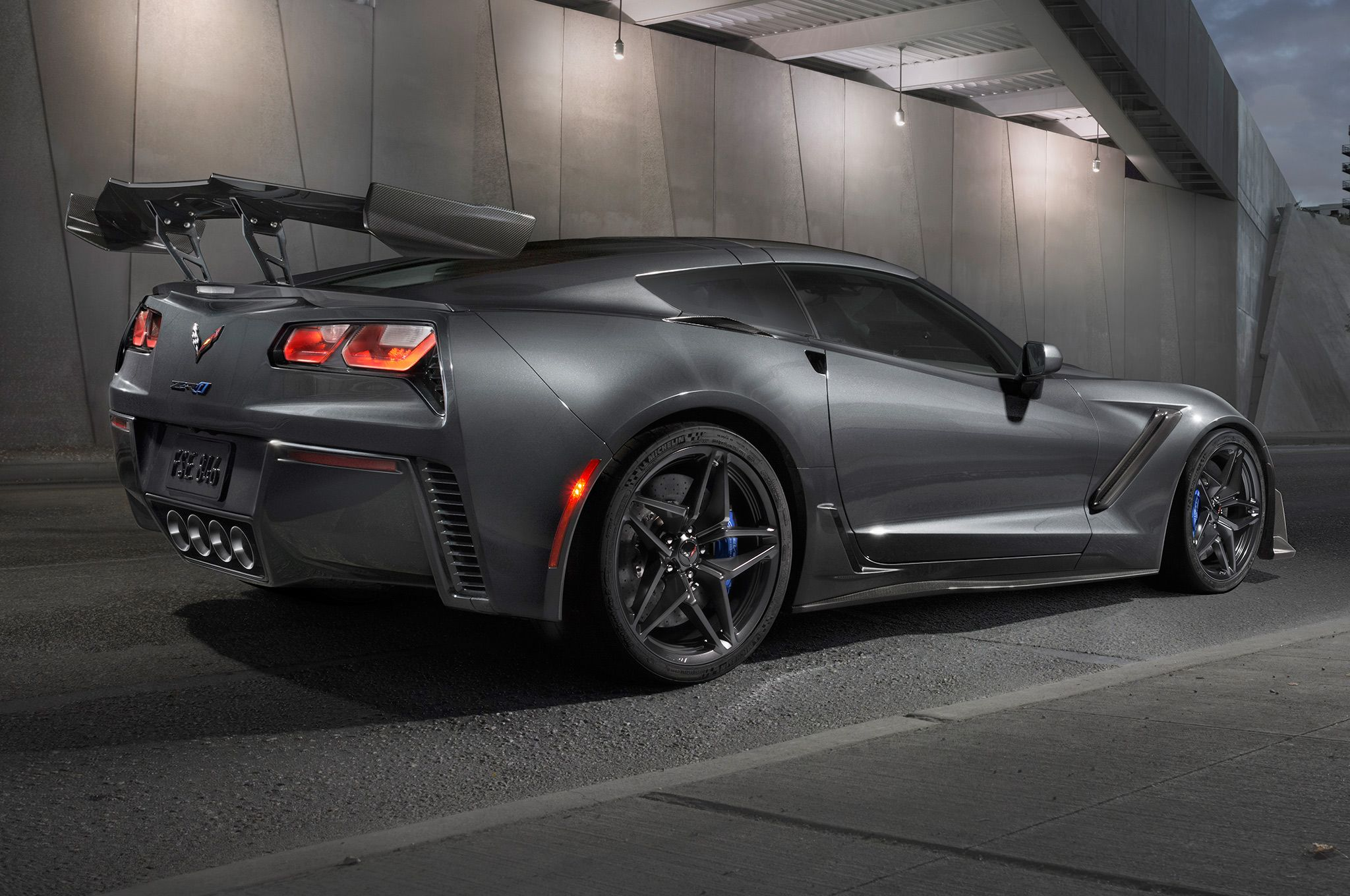 The 2019 Chevrolet Corvette ZR1 is the fastest most powerful