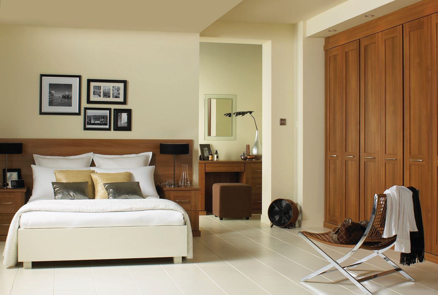New England Bedroom Furniture & Walnut Wardrobes From Sharps ...