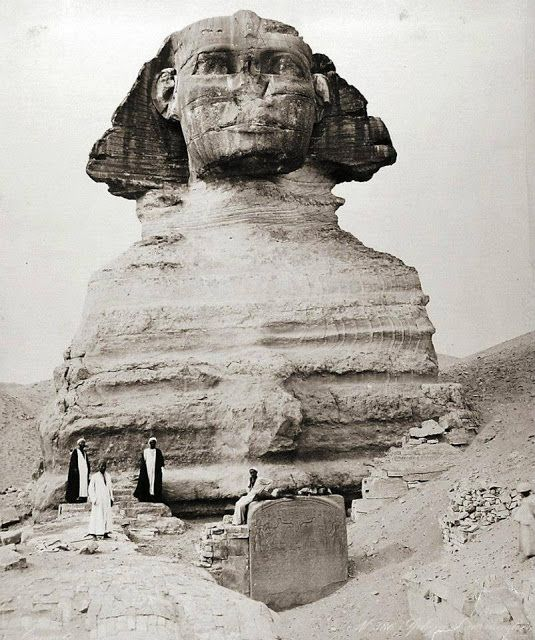 Ancient Egypt like you've never seen it before: 20 Rare Images of the Land of the Pharaohs - RiseEarth