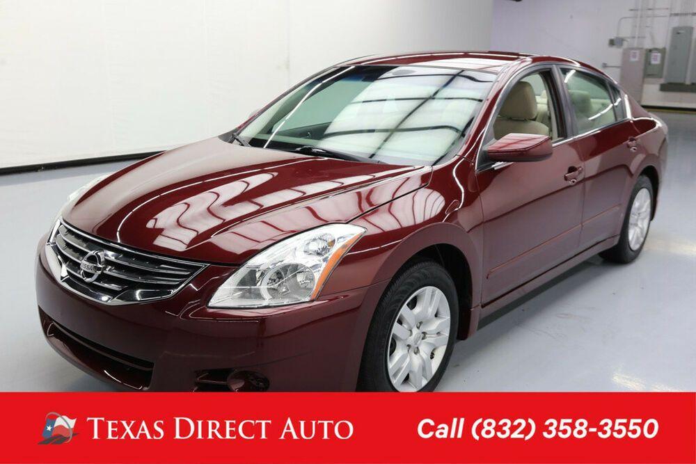 2011 Nissan Altima 2.5 S Texas Direct Auto 2011 2.5 S Used
