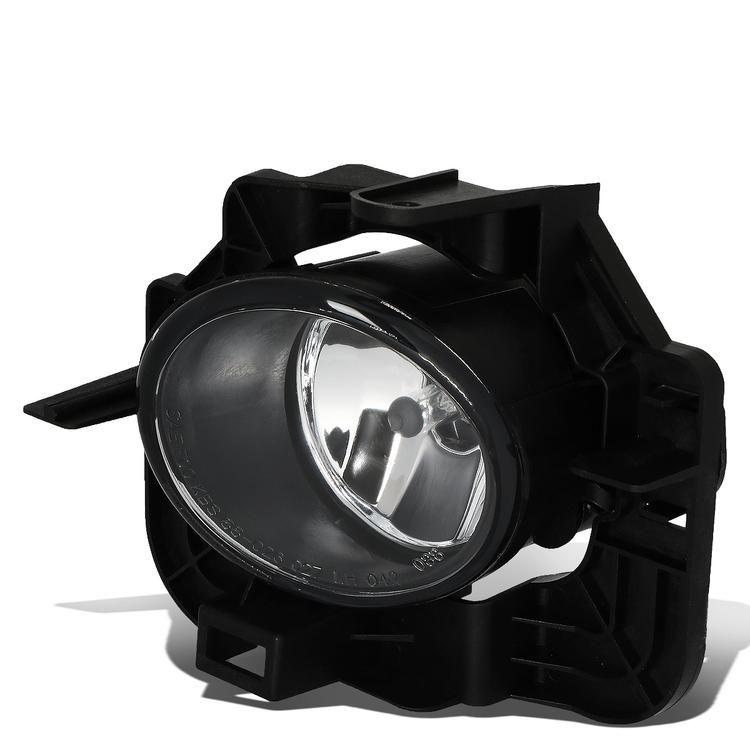 0709 nissan altima clear lens leftdriver side fog light