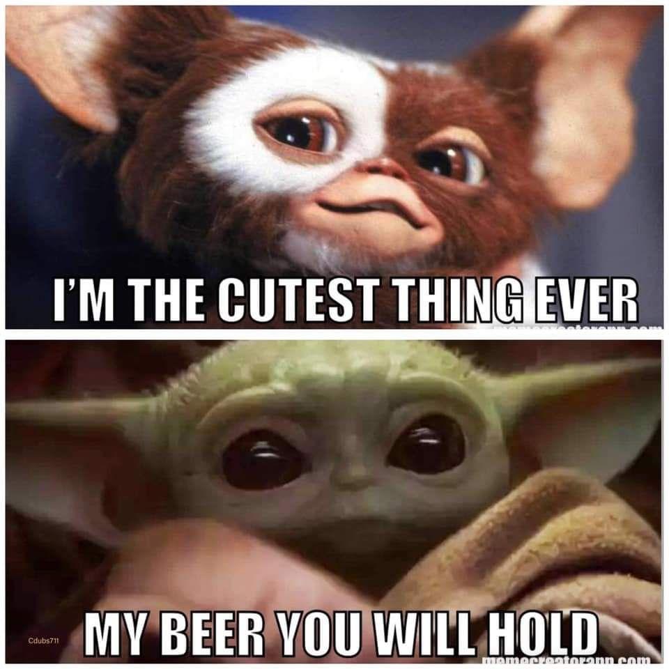 Pin By Mabmark On Memes Star Wars Jokes Yoda Meme Star Wars Humor