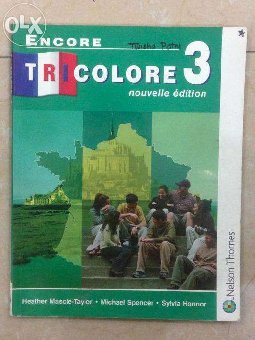 tricolore french textbook