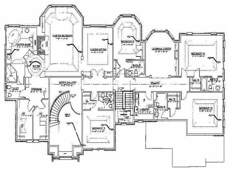 House Plans Custom Floor Plans Unique Home Plan Designs