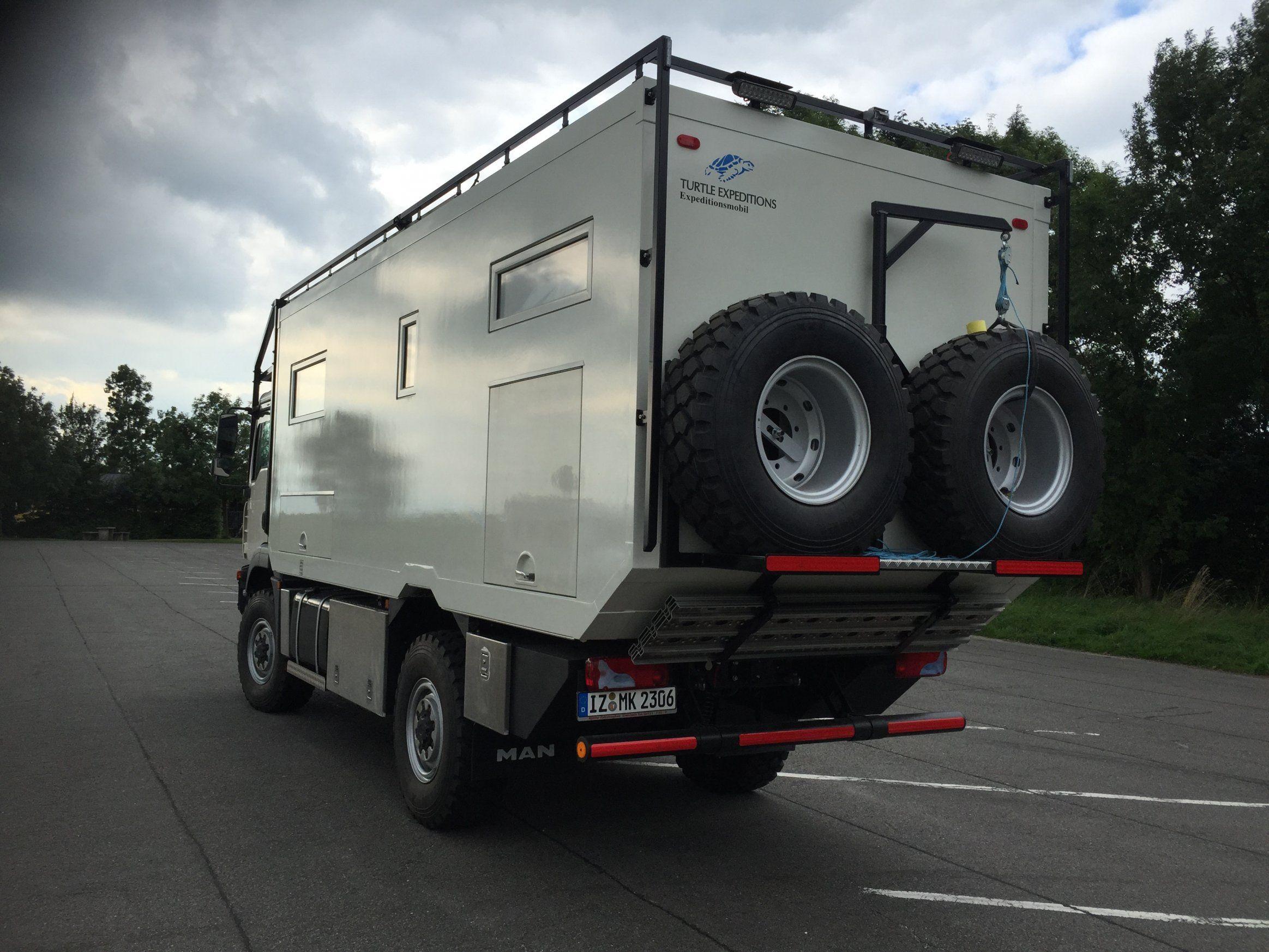 MAN TGM 13.240 4x4 Offroad Truck