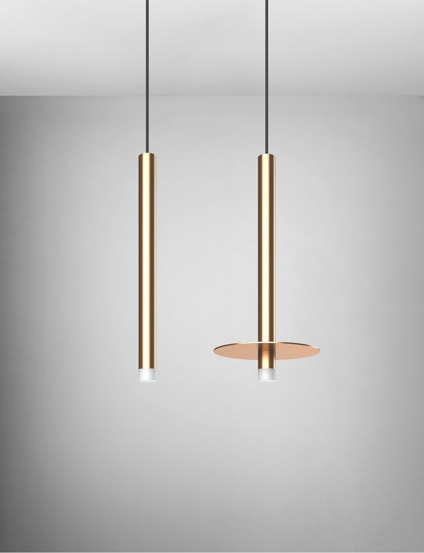Led Direct Light Steel Pendant Lamp Candle Led Pendant Lamp By