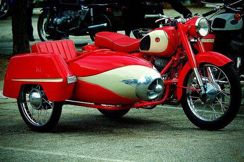 Swallow Sidecar Company   Pannonia Photos 1968 Motorcycle