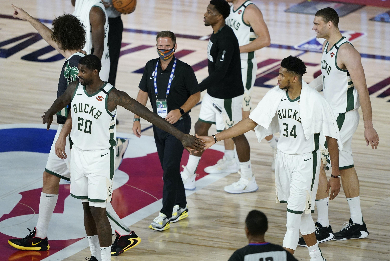 Milwaukee Bucks Boycott Nba Play Off In Protest After Jacob Blake Shooting Nba Playoffs Nba Nba Tv