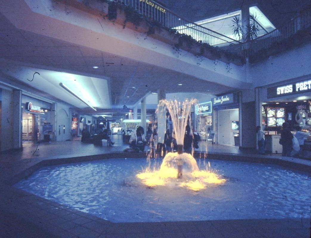 Villa Italia Mall, Lakewood, Colorado, 2001 the mall