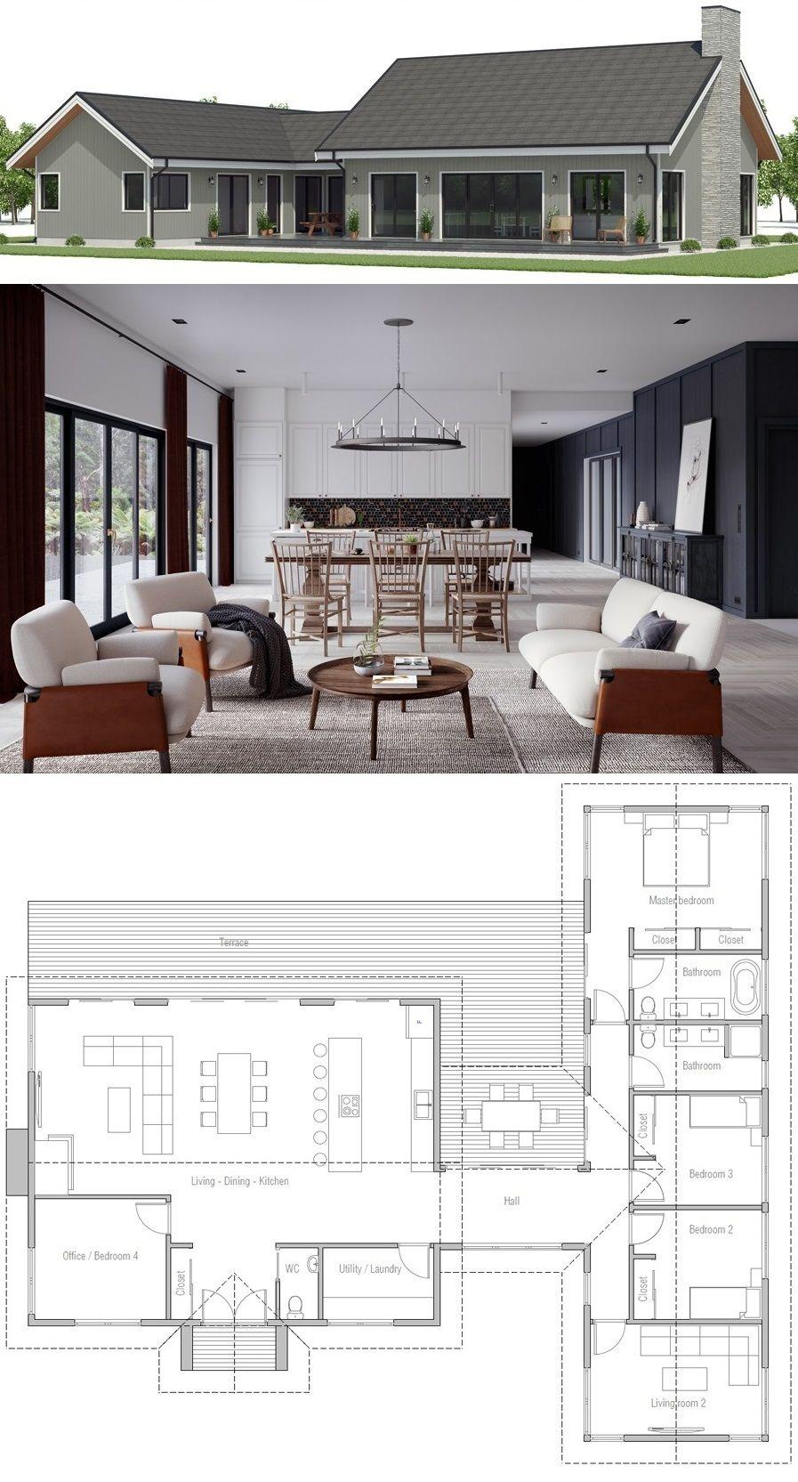 House Plan CH591