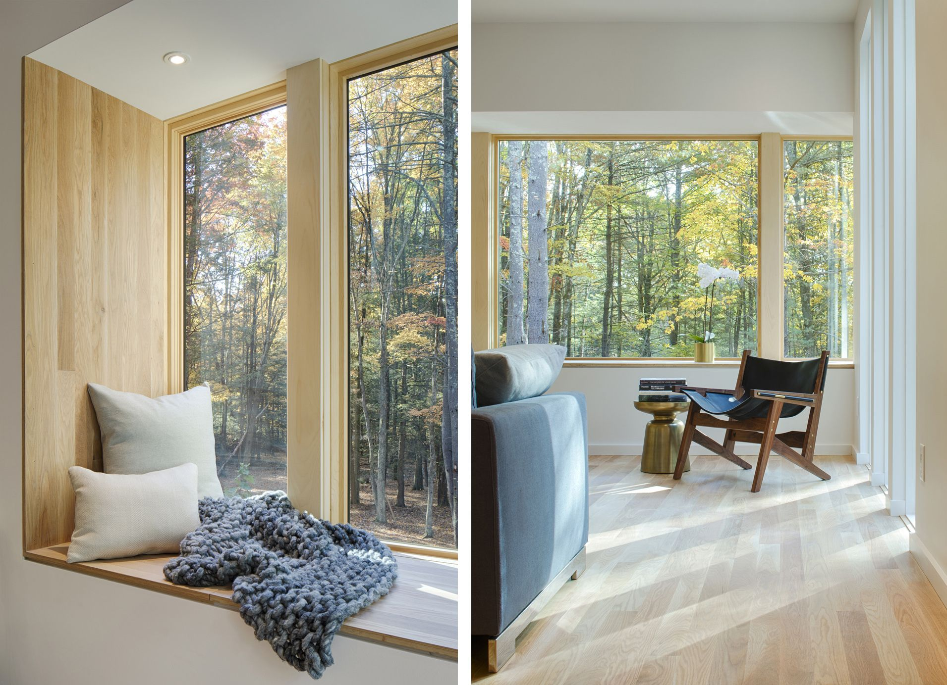 8 Beautifully Cozy Modern Window Seats That Make You Want To Well Get Cozy I Have Been Waiting To Write Th Window Seat Design Modern Window Seat Window Seat