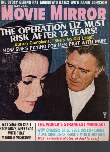 For More Movie Magazines Visit My Facebook Page Https Www Facebook Com Pages Roberts World 143408802354196 Movie Magazine Movies Sinatra