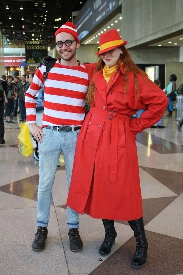16 Best 90s Halloween Costume Ideas - Easy 1990s Theme ...  |Waldo 90s Halloween Costumes For Women