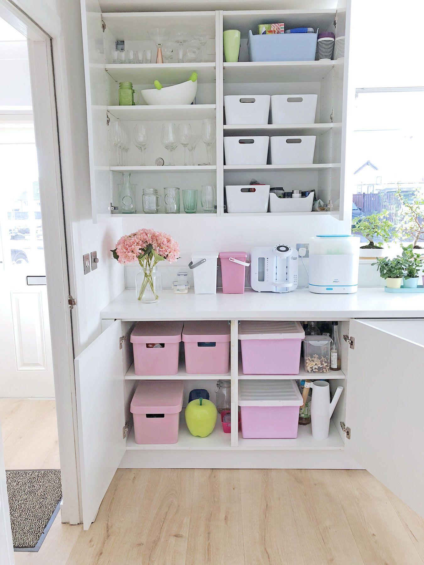 Kitchen Organisation Ideas How To Organise Your Kitchen Kitchen Organisation Kitchen Cupboard Organization Kitchen Storage Boxes