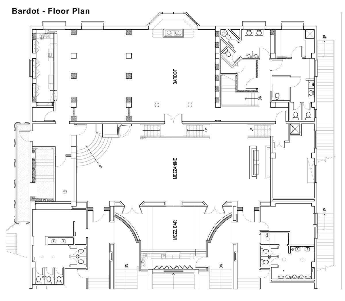Nightclub Floor Plan Design Nightclub Floor Plan Design Floor