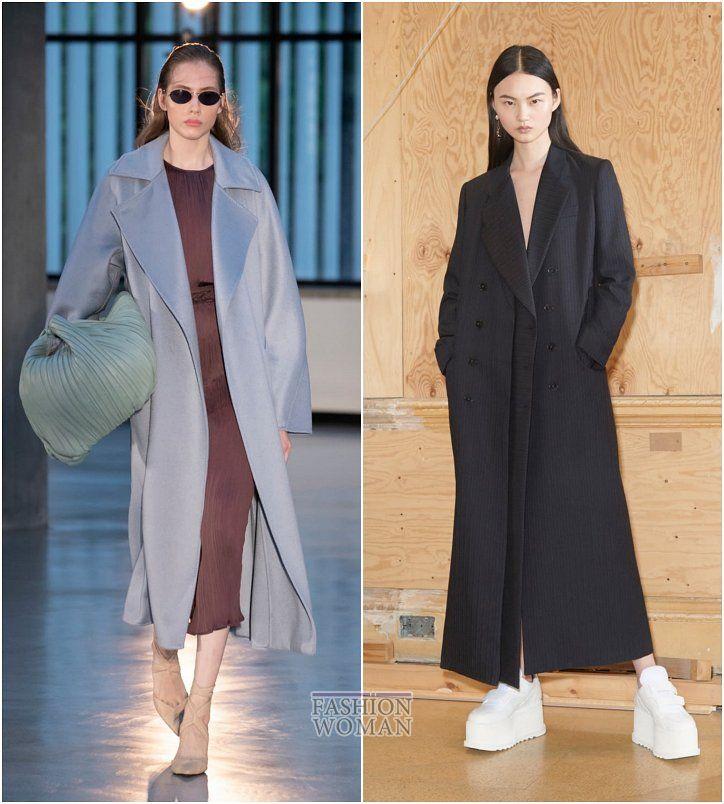 15ed49bff86 Модные пальто осень-зима 2019-2020