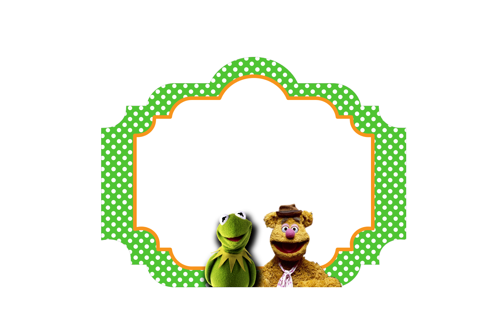 FREE!: Free Muppets themed FRAME