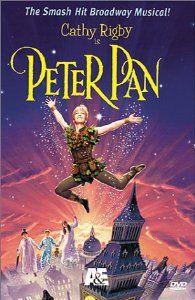Amazoncom Peter Pan Cathy Rigby Glenn Casale Paul Schoeffler