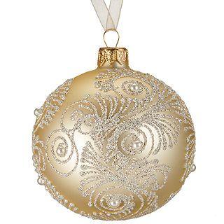 Baubles & Christmas Tree Decorations | John Lewis