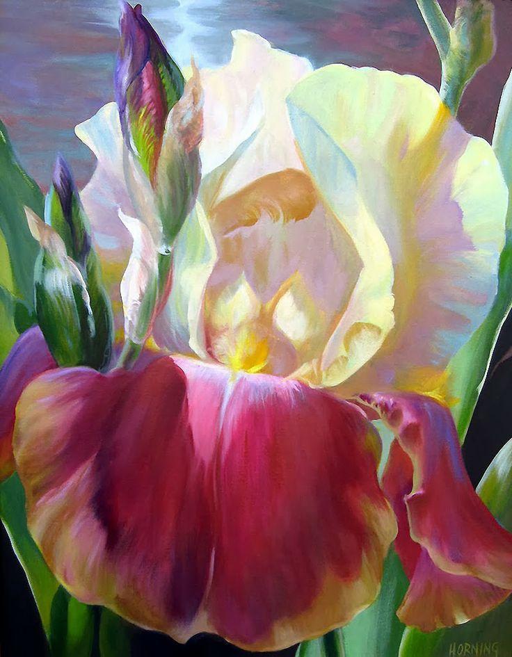elizabeth horning artist | Elizabeth Horning