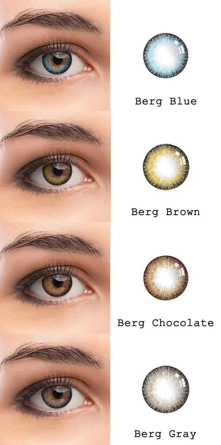 Microeyelenses Com Colored Contact Lenses Online Shop Berg Series Blue Brown Ch Contact Lenses Colored Contact Lenses For Brown Eyes Brown Contact Lenses