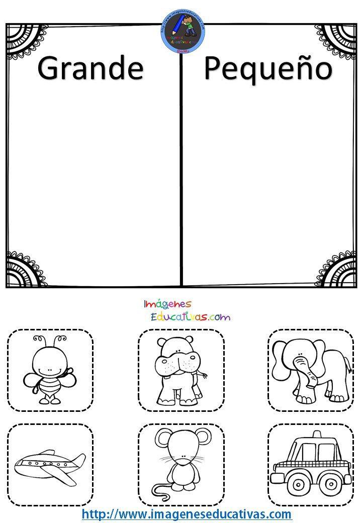 Repasamos conceptos recortando y pegando | Pinterest | Kind ...