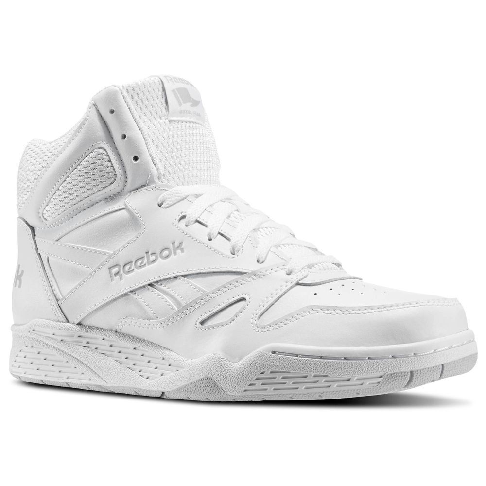 bfaf4e8ef8 REEBOK ROYAL BB4500 HIGH TOP Mens 8 4E Extra Wide M43478 NEW in 2019 ...