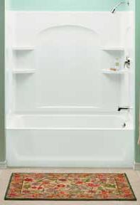 How To Clean A Fiberglass Shower Stall Fiberglass Shower