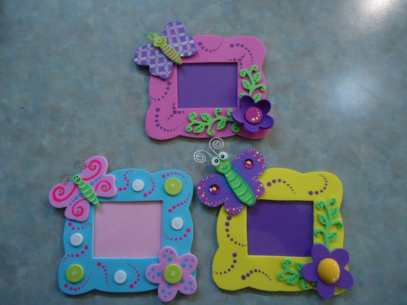 Frutas en foami buscar con google d a de la madre pinterest crafts foam crafts y ideas - Manualidades y bricolaje ...