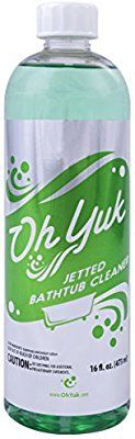 Amazon Com Oh Yuk Jetted Tub System Cleaner 16 Ounces Home