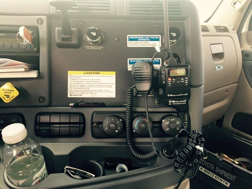 Correctly Install a CB Radio