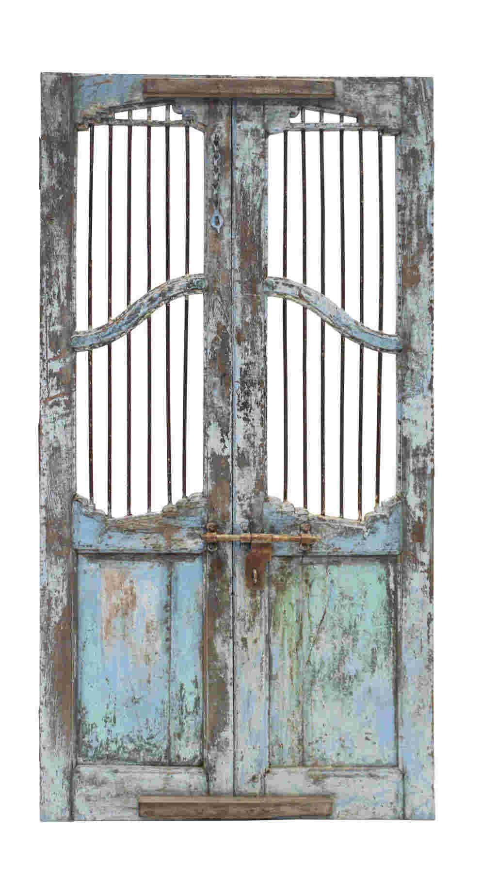 AC-257 | Puertas de madera, Rústico y Artesanal